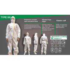 Coverall (Type 5-6)