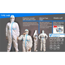 Coverall (Type 3-4)